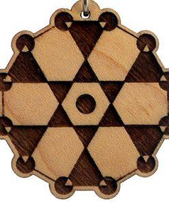 Illumination Wood Pendant