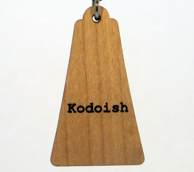 Kodoish Wood Pendant