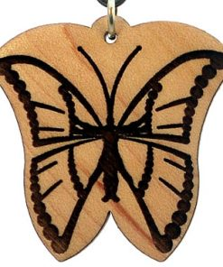 Metamorphosis Wood Pendant