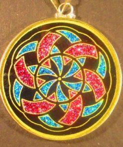 Manifesting Tourmaline 06 Gemstone Pendant