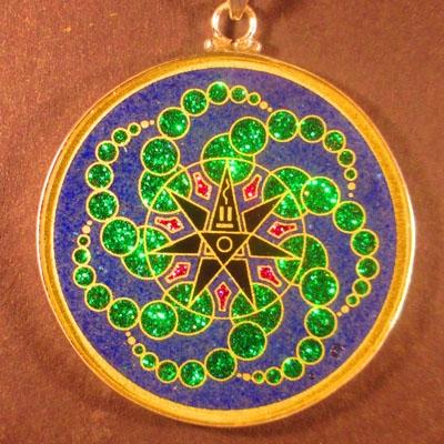 Alchemy Lapis Luzuli 05 Gemstone Pendant