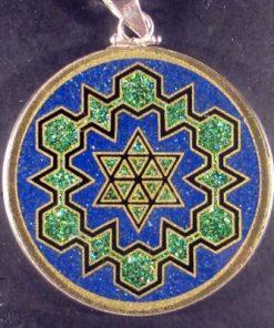Gatitiude lapis lazuli 08 Gemstone Pendant