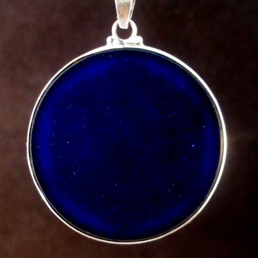 trinity lapis lazuli jumbo 01 Gemstone Pendant