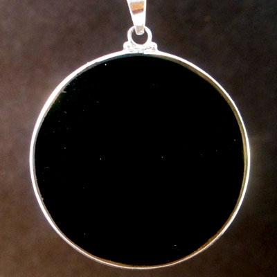 trinity tourmaline jumbo 01 Gemstone Pendant