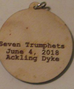 seven trumpets text