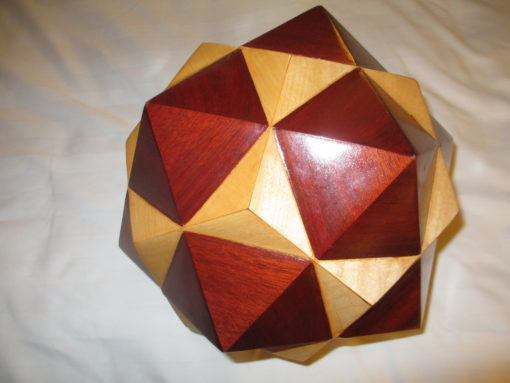Dodecahedron and Icosahedron together