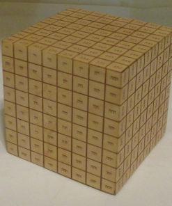 Cube from Key